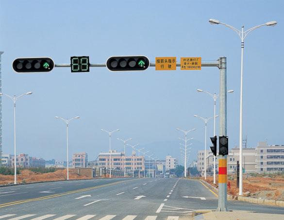 道路交通信号灯方案(丁字路口)